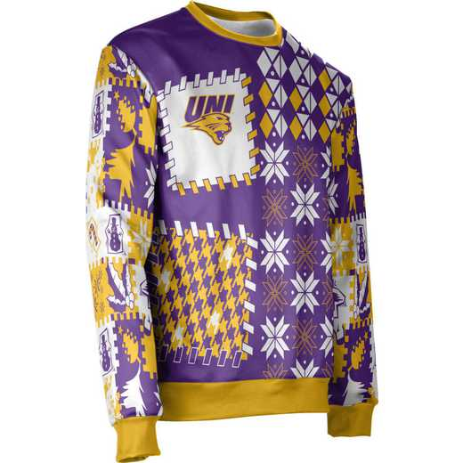 ProSphere University of Northern Iowa Ugly Holiday Unisex Sweater - Tradition