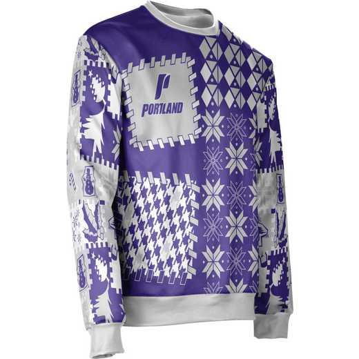 ProSphere University of Portland Ugly Holiday Unisex Sweater - Tradition