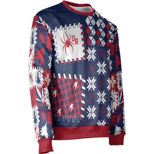 ProSphere University of Richmond Ugly Holiday Unisex Sweater - Tradition