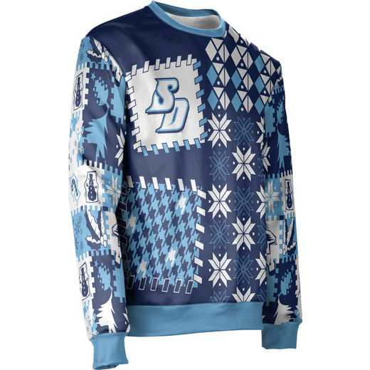ProSphere University of San Diego Ugly Holiday Unisex Sweater - Tradition