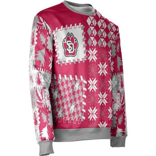 ProSphere University of South Dakota Ugly Holiday Unisex Sweater - Tradition