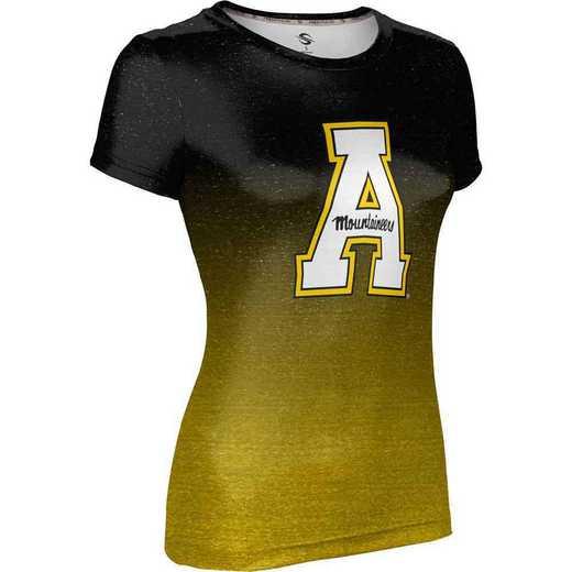 ProSphere Appalachian State University Girls' Performance T-Shirt (Ombre)