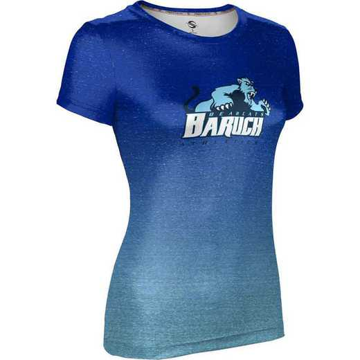 ProSphere Baruch College Girls' Performance T-Shirt (Ombre)