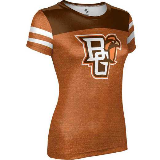ProSphere Bowling Green State University Girls' Performance T-Shirt (Gameday)