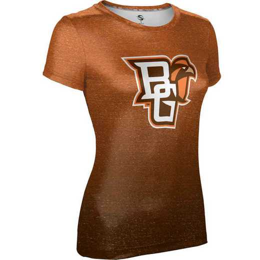 ProSphere Bowling Green State University Girls' Performance T-Shirt (Ombre)