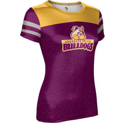 ProSphere Brooklyn College Girls' Performance T-Shirt (Gameday)