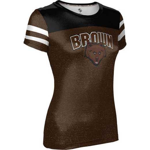ProSphere Brown University Girls' Performance T-Shirt (Gameday)