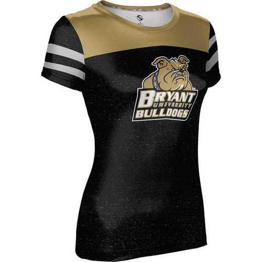 ProSphere Bryant University Girls' Performance T-Shirt (Gameday)