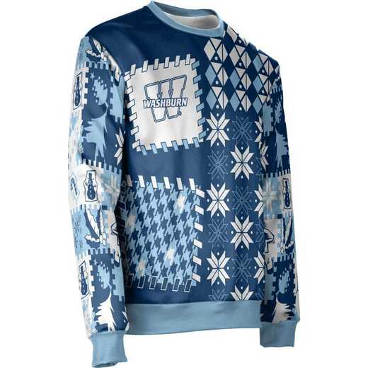 ProSphere Washburn University Ugly Holiday Unisex Sweater - Tradition