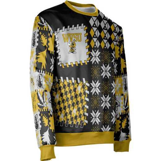 ProSphere West Virginia State University Ugly Holiday Unisex Sweater - Tradition