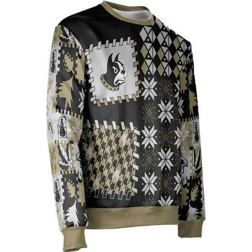 ProSphere Wofford College Ugly Holiday Unisex Sweater - Tradition