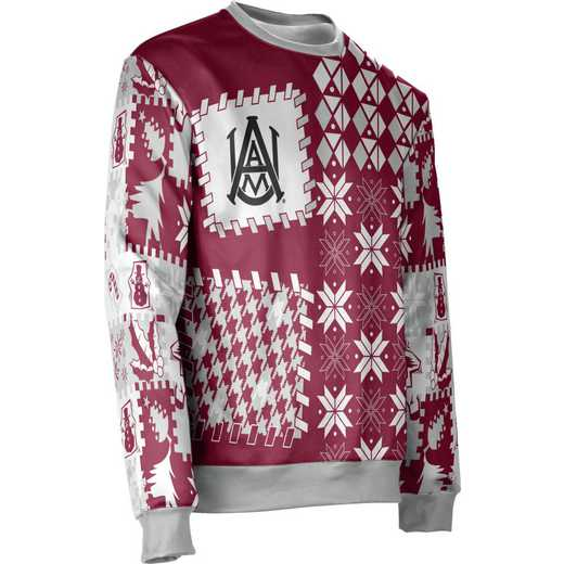 ProSphere Alabama A&M University Ugly Holiday Unisex Sweater - Tradition