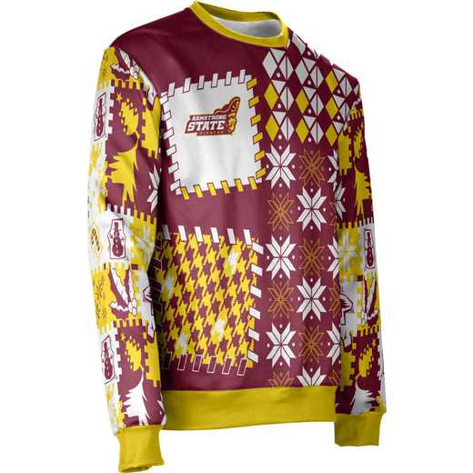 ProSphere Armstrong State University Ugly Holiday Unisex Sweater - Tradition
