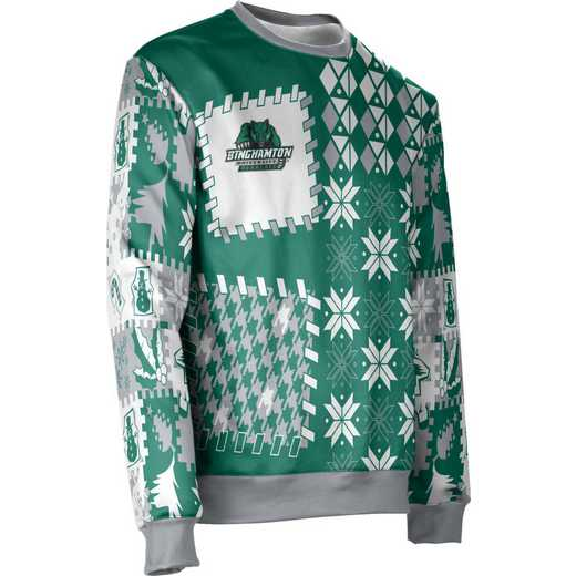 ProSphere Binghamton University Ugly Holiday Unisex Sweater - Tradition
