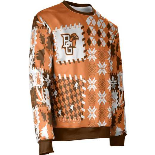 ProSphere Bowling Green State University Ugly Holiday Unisex Sweater - Tradition