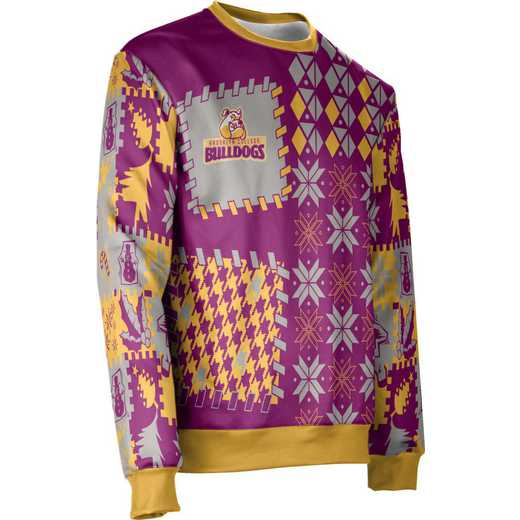 ProSphere Brooklyn College Ugly Holiday Unisex Sweater - Tradition