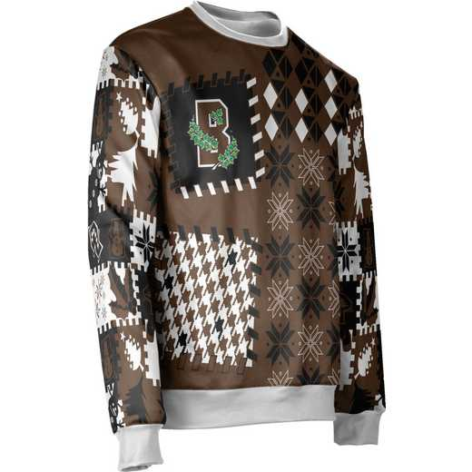 ProSphere Brown University Ugly Holiday Unisex Sweater - Tradition