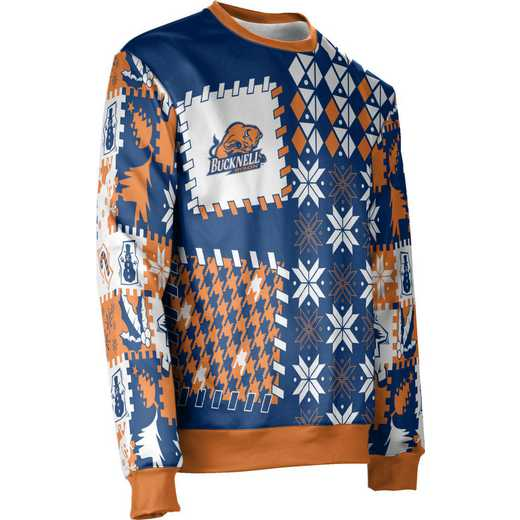 ProSphere Bucknell University Ugly Holiday Unisex Sweater - Tradition