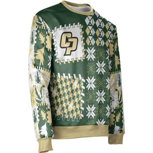 California Polytechnic State University Ugly Holiday Unisex Sweater - Tradition