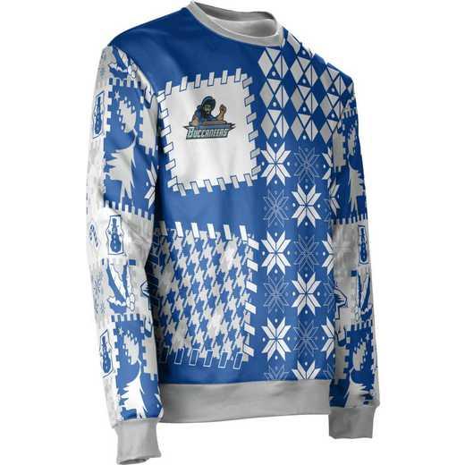 ProSphere Massachusetts Maritime Academy Ugly Holiday Unisex Sweater - Tradition