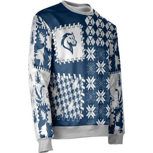 ProSphere Mercy College Ugly Holiday Unisex Sweater - Tradition