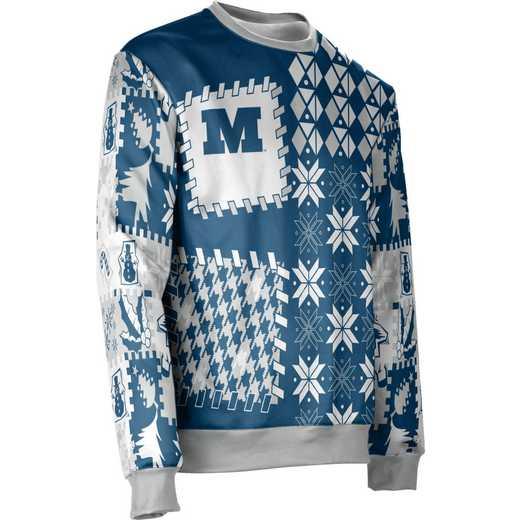 ProSphere Millikin University Ugly Holiday Unisex Sweater - Tradition