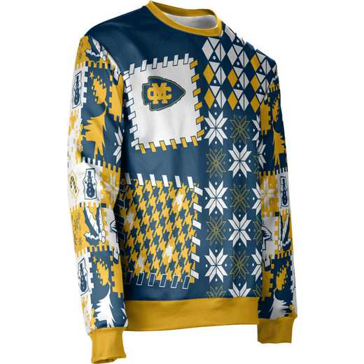 ProSphere Mississippi College Ugly Holiday Unisex Sweater - Tradition