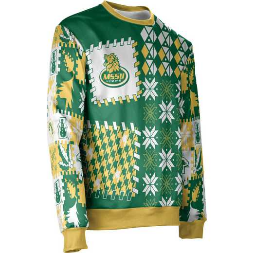 Missouri Southern State University Ugly Holiday Unisex Sweater - Tradition