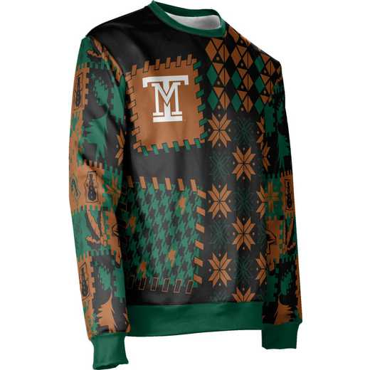 Montana Tech of the University of Montana Ugly Holiday Unisex Sweater - Tradition