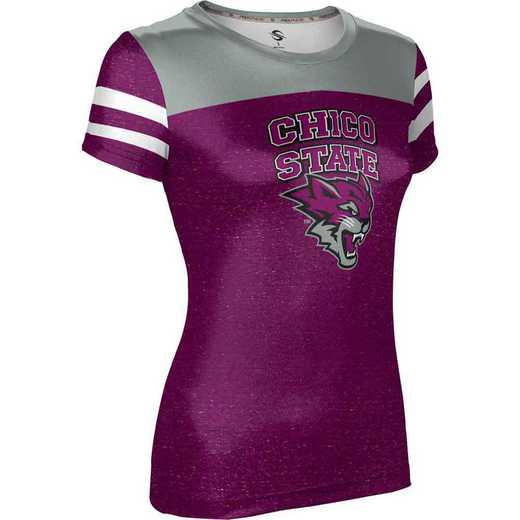 California State University Chico Women's Performance T-Shirt (Gameday)
