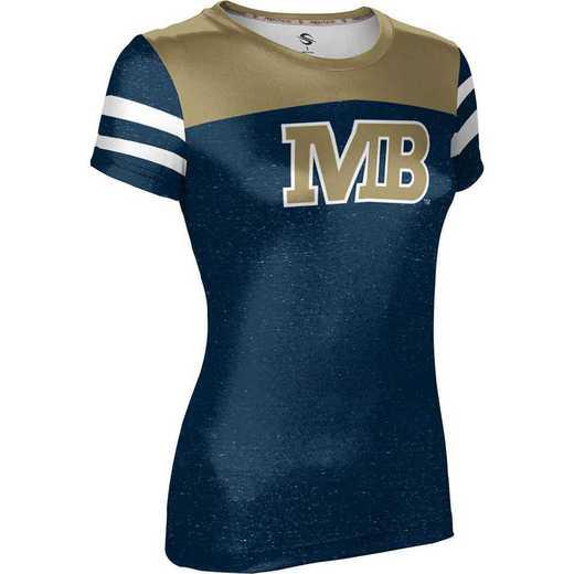 California State University Monterey Bay Women's Performance T-Shirt (Gameday)