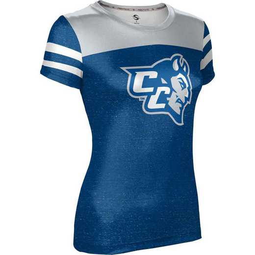 Central Connecticut State University Women's Performance T-Shirt (Gameday)