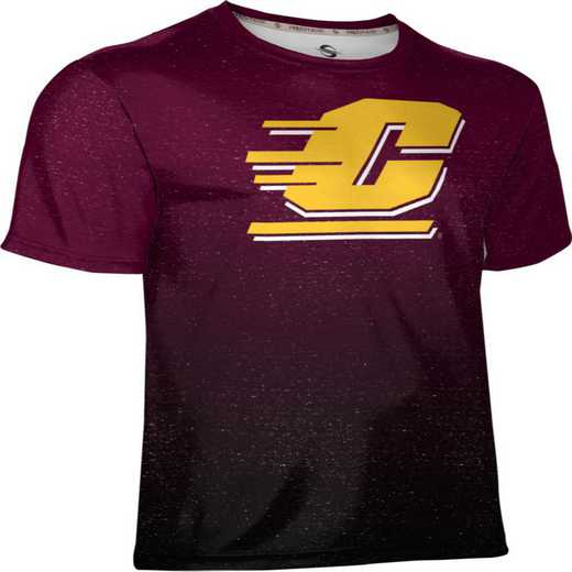 ProSphere Central Michigan University Men's Performance T-Shirt (Ombre)