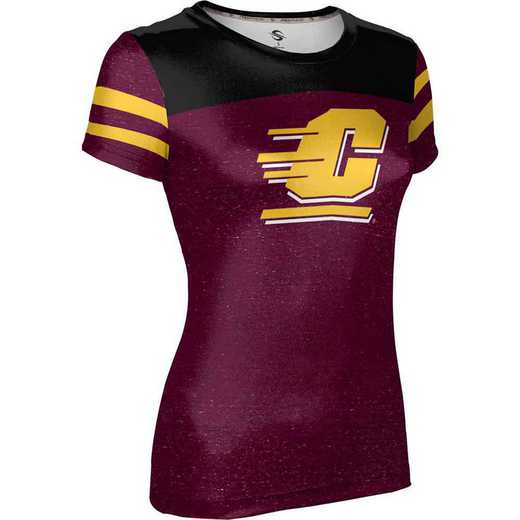 ProSphere Central Michigan University Women's Performance T-Shirt (Gameday)