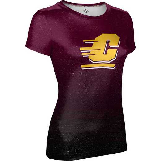 ProSphere Central Michigan University Women's Performance T-Shirt (Ombre)