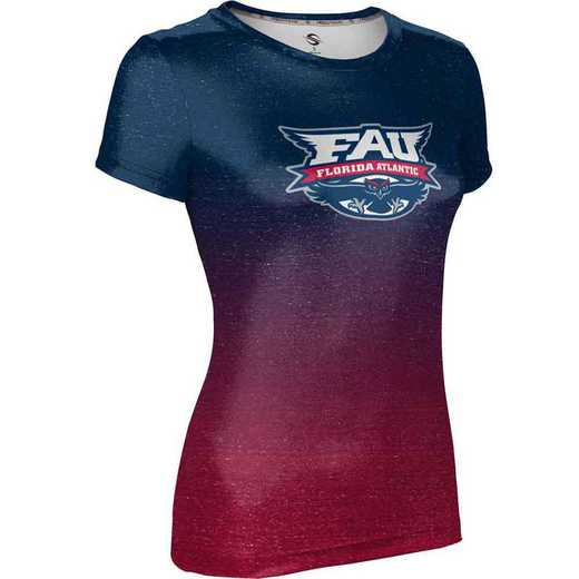 ProSphere Florida Atlantic University Girls' Performance T-Shirt (Ombre)