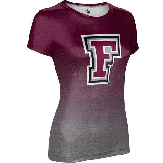 ProSphere Fordham University Girls' Performance T-Shirt (Ombre)