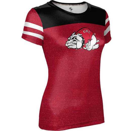 ProSphere Gardner-Webb University Girls' Performance T-Shirt (Gameday)