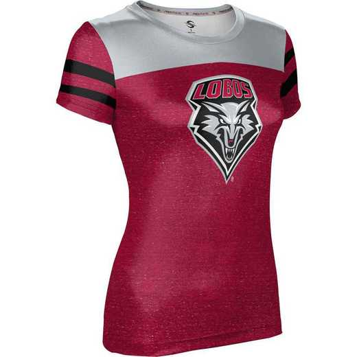 ProSphere The University of New Mexico Girls' Performance T-Shirt (Gameday)