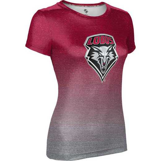ProSphere The University of New Mexico Girls' Performance T-Shirt (Ombre)