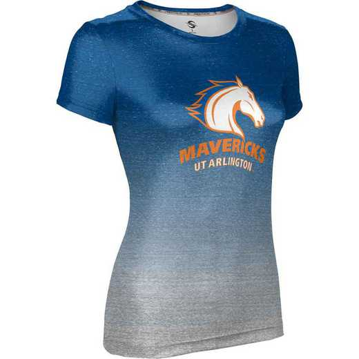 The University of Texas at Arlington Girls' Performance T-Shirt (Ombre)