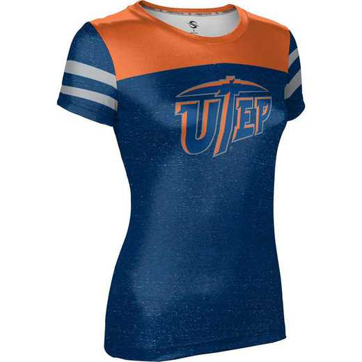 The University of Texas at El Paso Girls' Performance T-Shirt (Gameday)