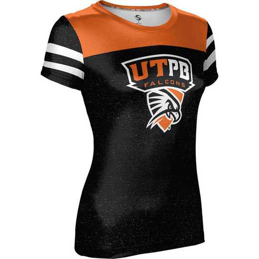 The University of Texas of the Permian Basin Girls' Performance T-Shirt (Gameday)