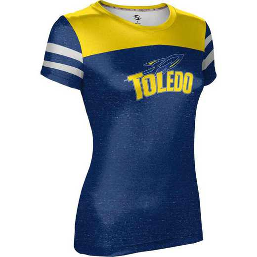 ProSphere The University of Toledo Girls' Performance T-Shirt (Gameday)