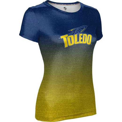 ProSphere The University of Toledo Girls' Performance T-Shirt (Ombre)
