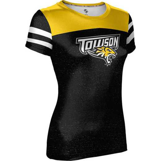 ProSphere Towson University Girls' Performance T-Shirt (Gameday)