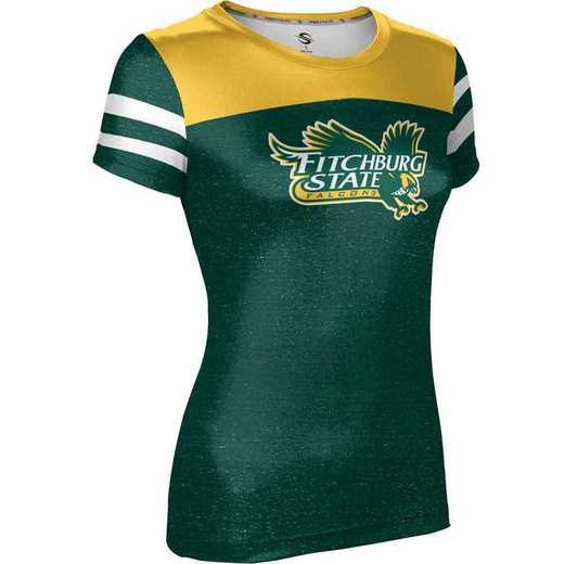 ProSphere Fitchburg State University Girls' Performance T-Shirt (Gameday)