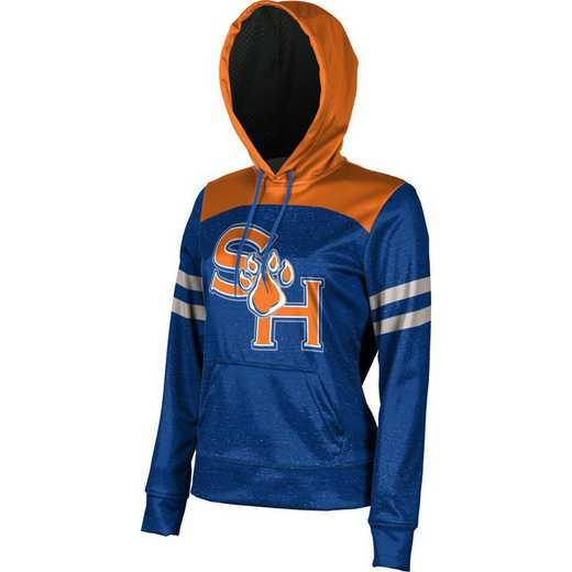 ProSphere Sam Houston State University Women's Pullover Hoodie, School Spirit Sweatshirt (Game Day)