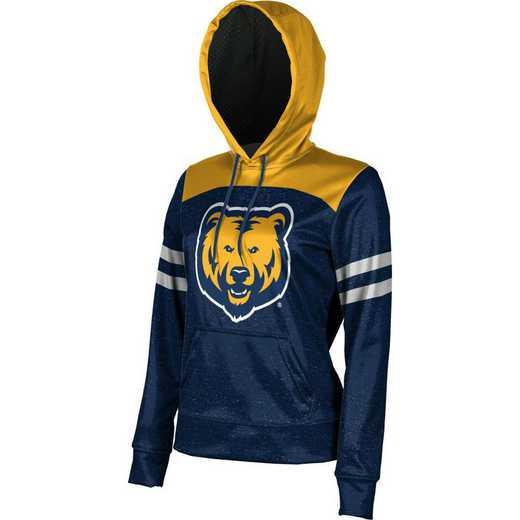 ProSphere University of Northern Colorado Women's Pullover Hoodie, School Spirit Sweatshirt