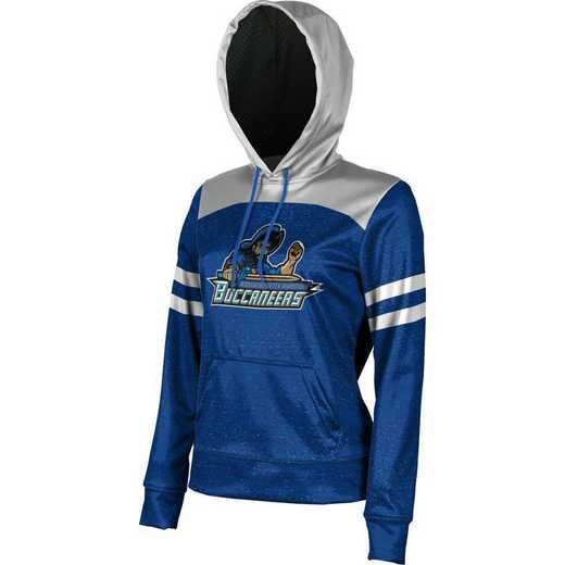 ProSphere Massachusetts Maritime Academy University Women's Pullover Hoodie Spirit Sweatshirt
